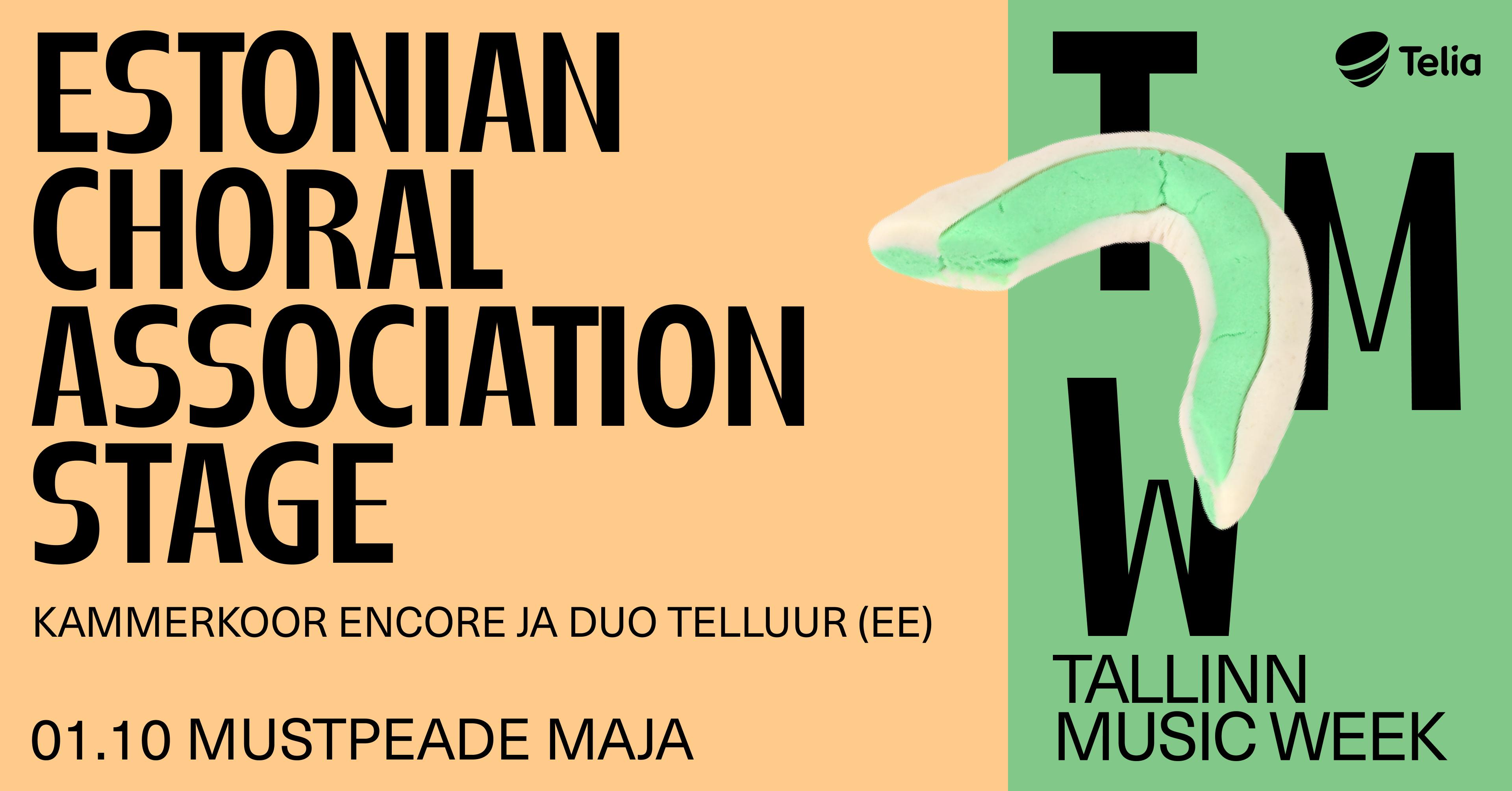 TMW 2021: Kammerkoor Encore ja Duo Telluur
