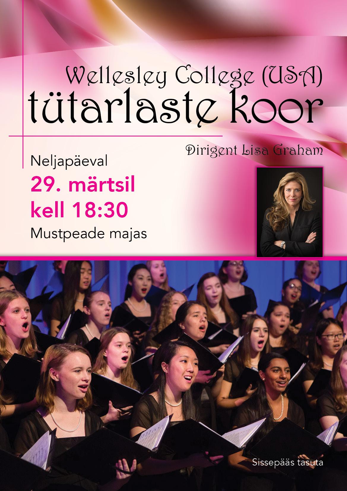 Wellesley College Tütarlastekoori kontsert