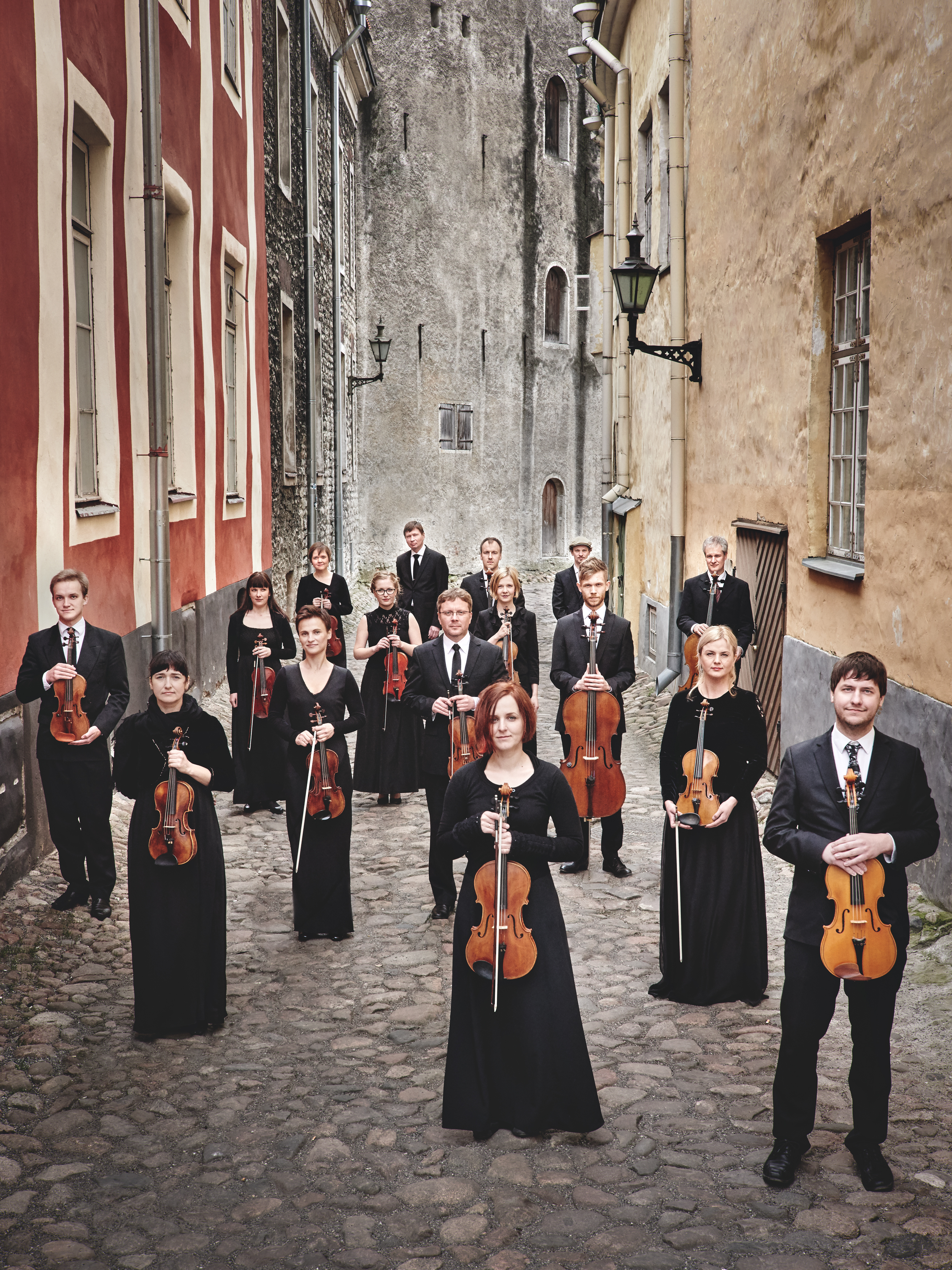 Eesti Festivaliorkestri kontsert Läänemere Festivalil Stockholmis