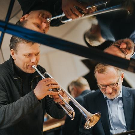 Eesti Interpreetide Liit esitleb: Indrek Vau (trompet), Peep Lassmann (klaver)