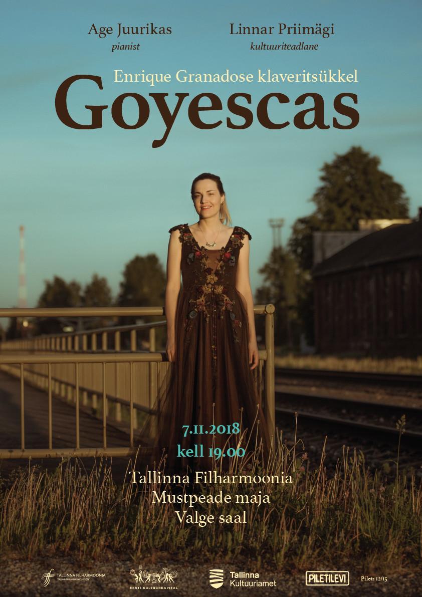 Goyescas. Age Juurikas ja Linnar Priimägi
