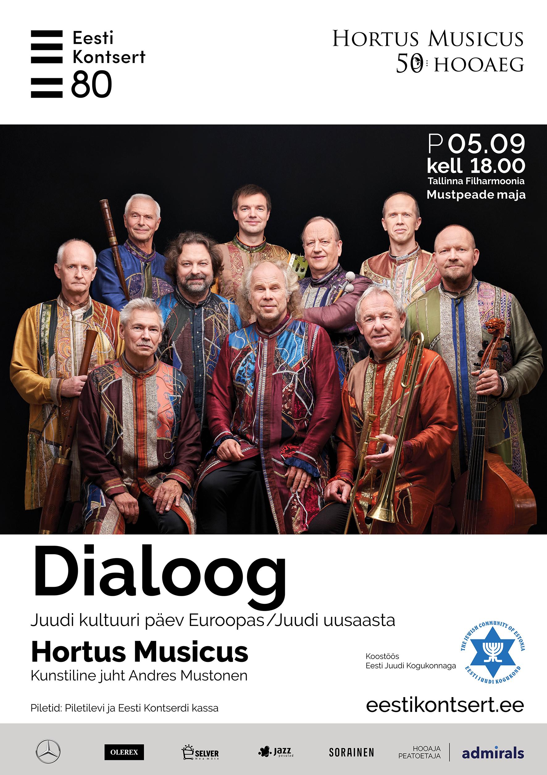 Hortus Musicus. Dialoog