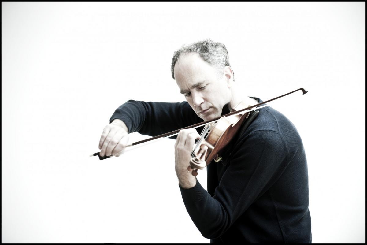 Jõulukontsert. Florian Donderer (viiul, Saksamaa), Tallinna Kammerorkester (Tallinn)