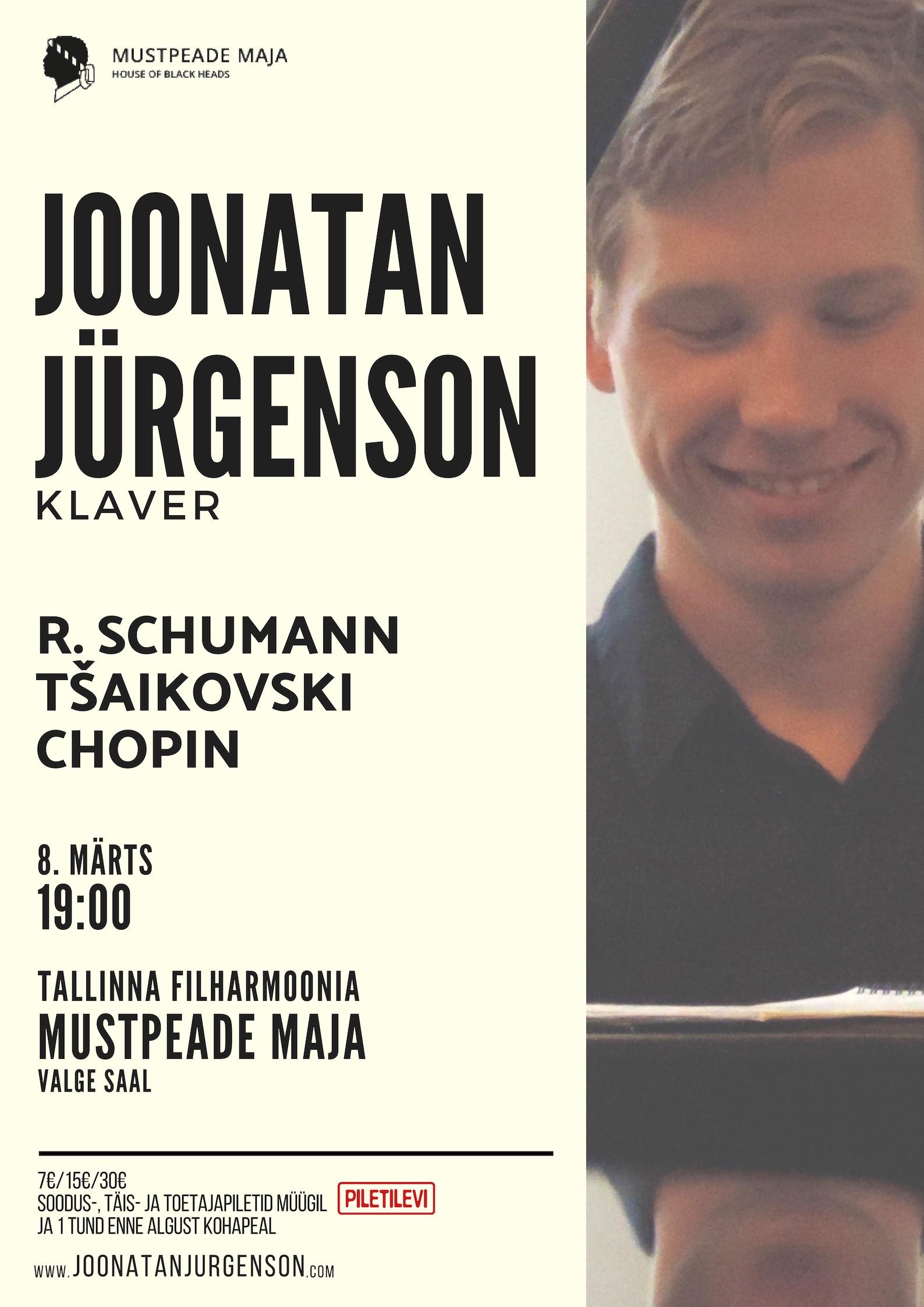 Joonatan Jürgenson (klaver)