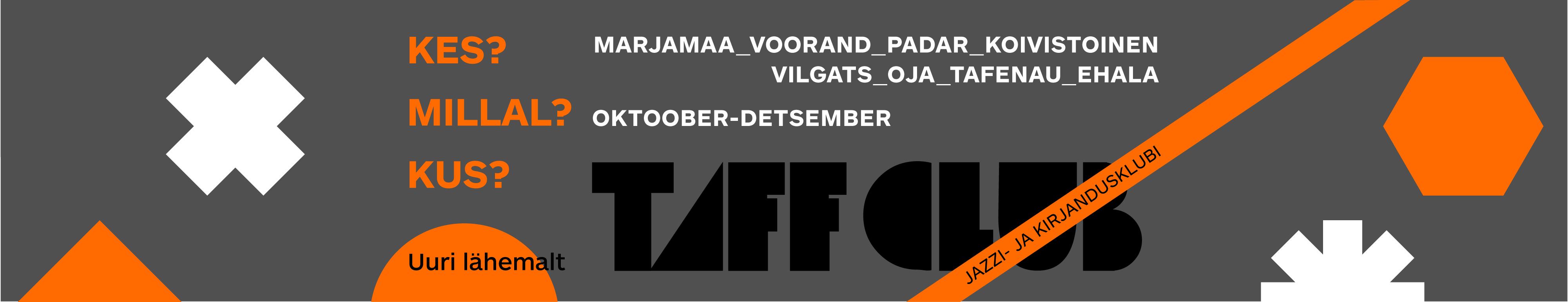 TAFF CLUB 2017