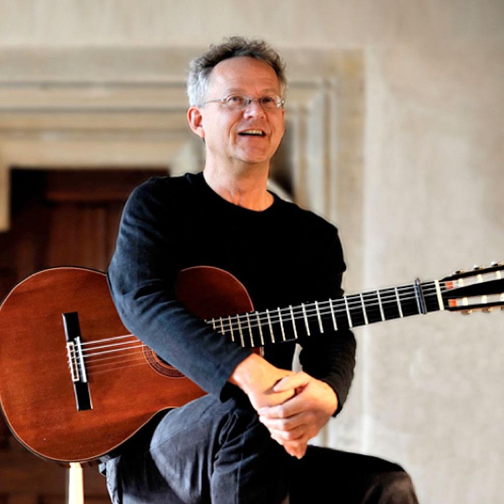 Tallinna XIV kitarrifestival. Tilman Hoppstock (Saksamaa)