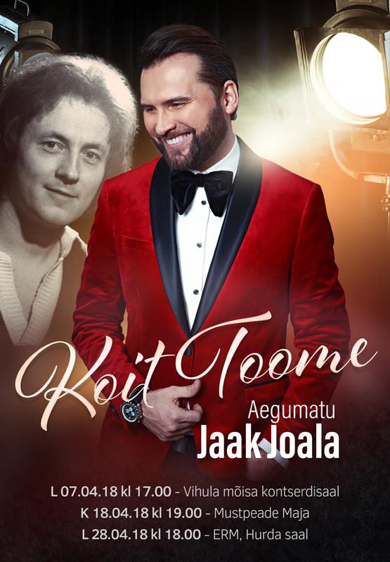 KOIT TOOME - AEGUMATU JAAK JOALA