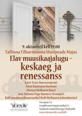 Elav muusikaajalugu - keskaeg ja renessanss
