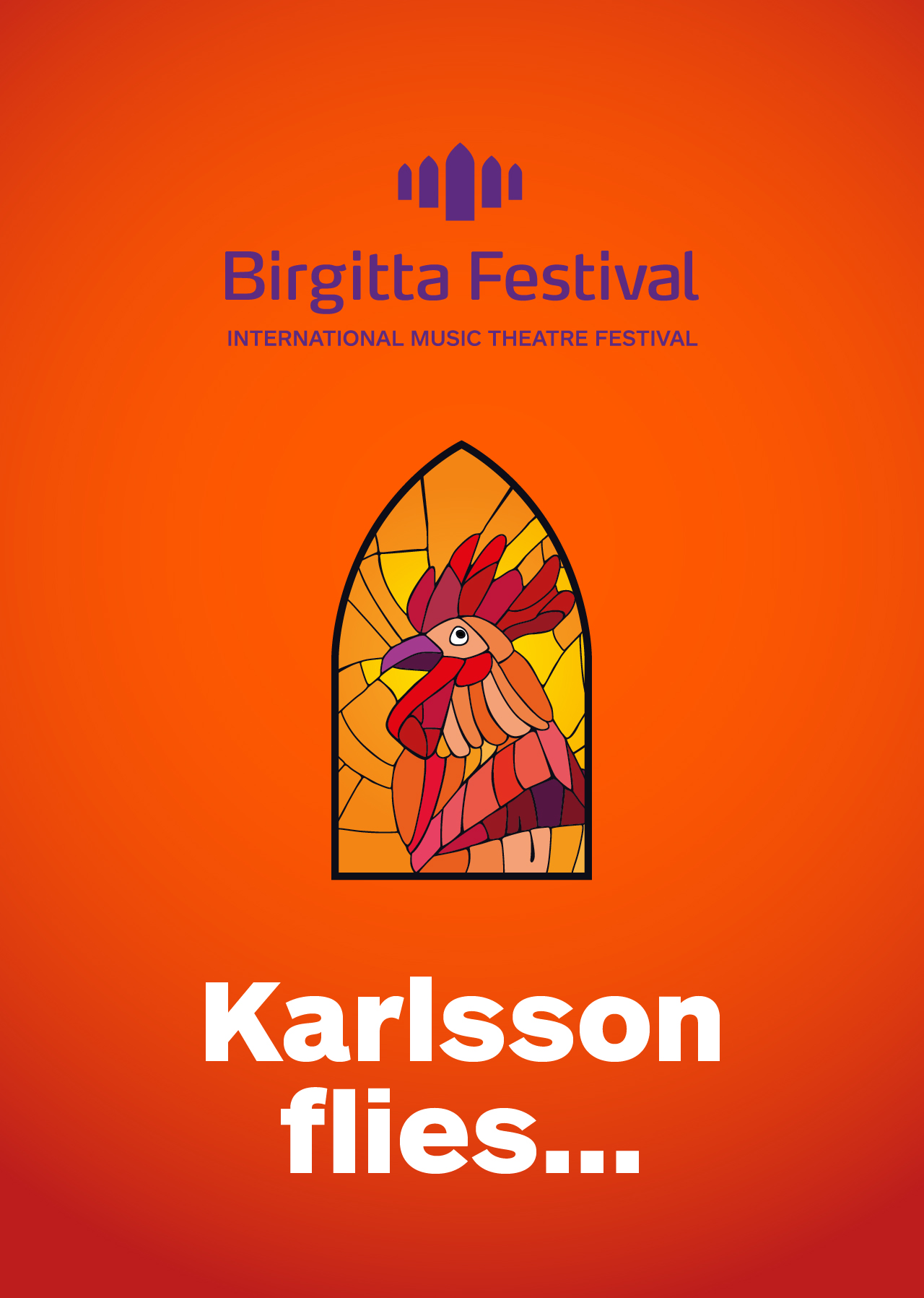 "Balbiino presents: J. KARLSONS ""KARLSSON FLIES..."""