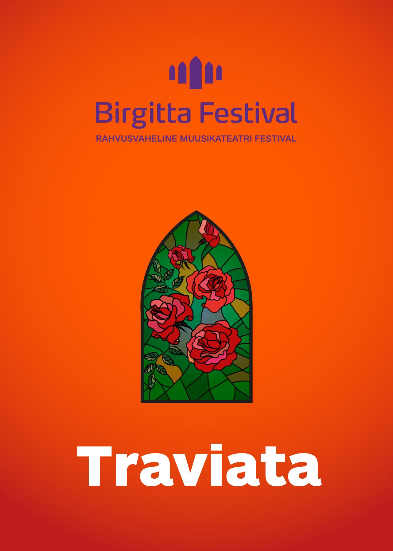 "Olympic Casino esitleb: G. Verdi ooper ""TRAVIATA"