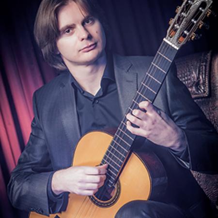 Kitarrivirtuoos Anton Baranov (Venemaa)