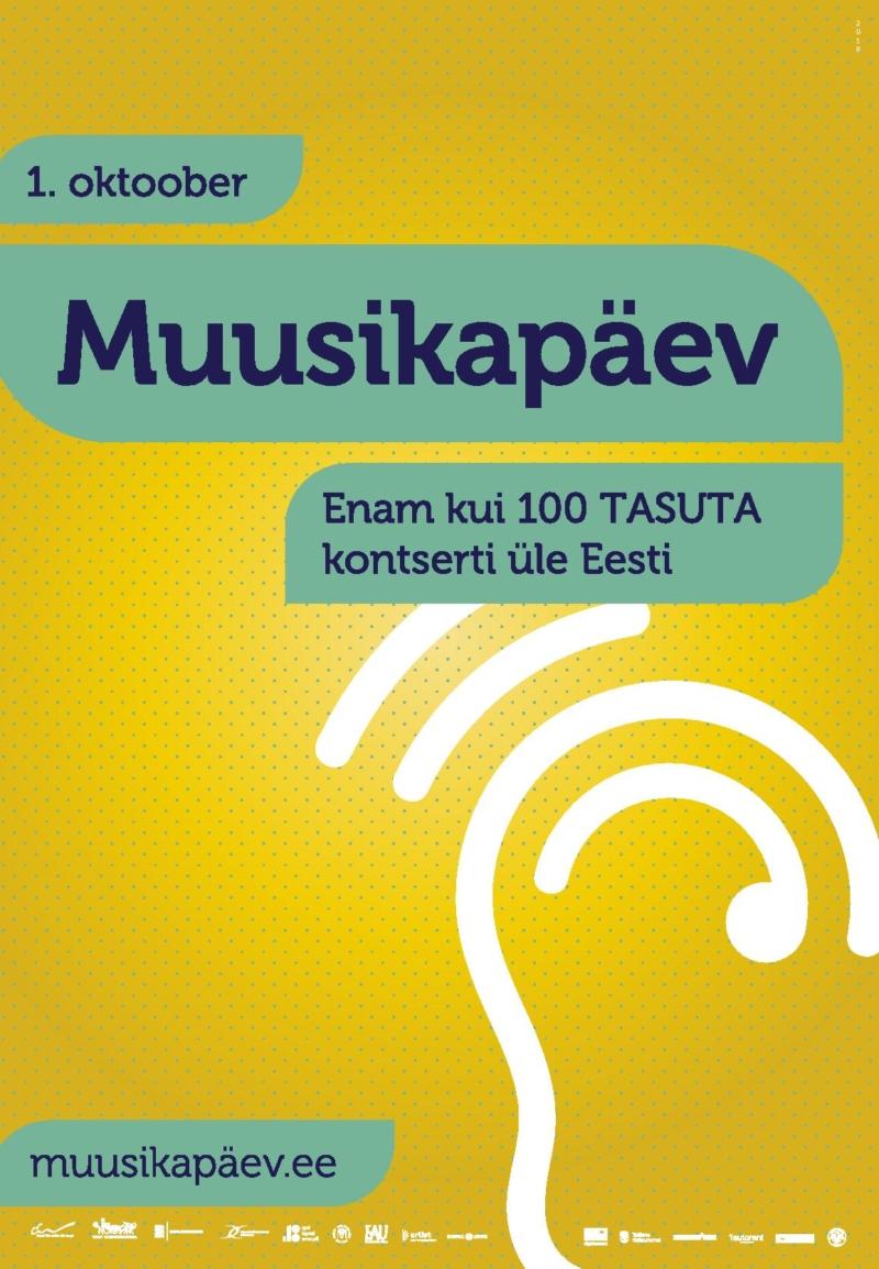 Tallinn Chamber Orchestra in Tallinn TV Tower. International Music Day 2018