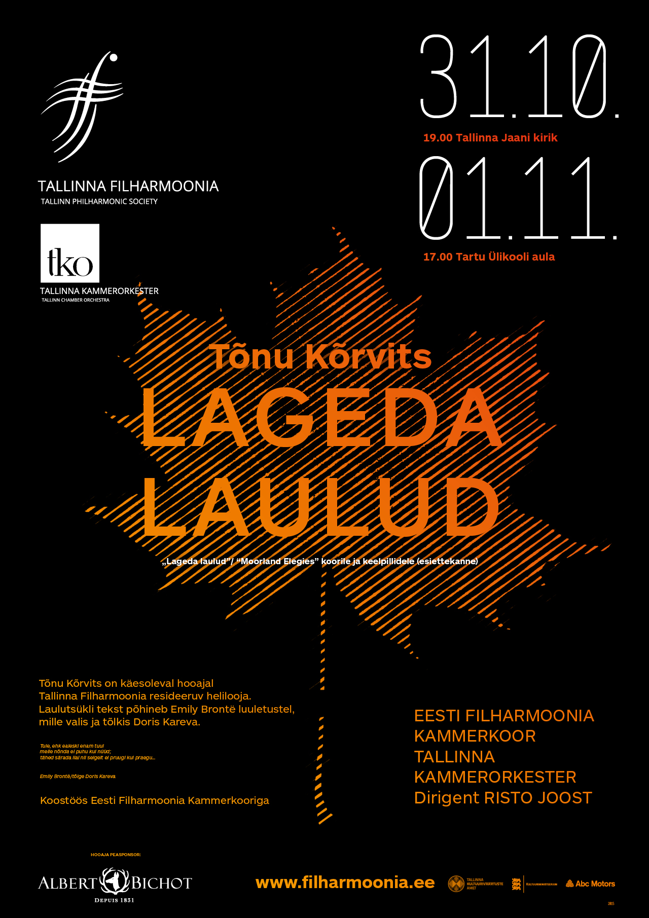 LAGEDA LAULUD