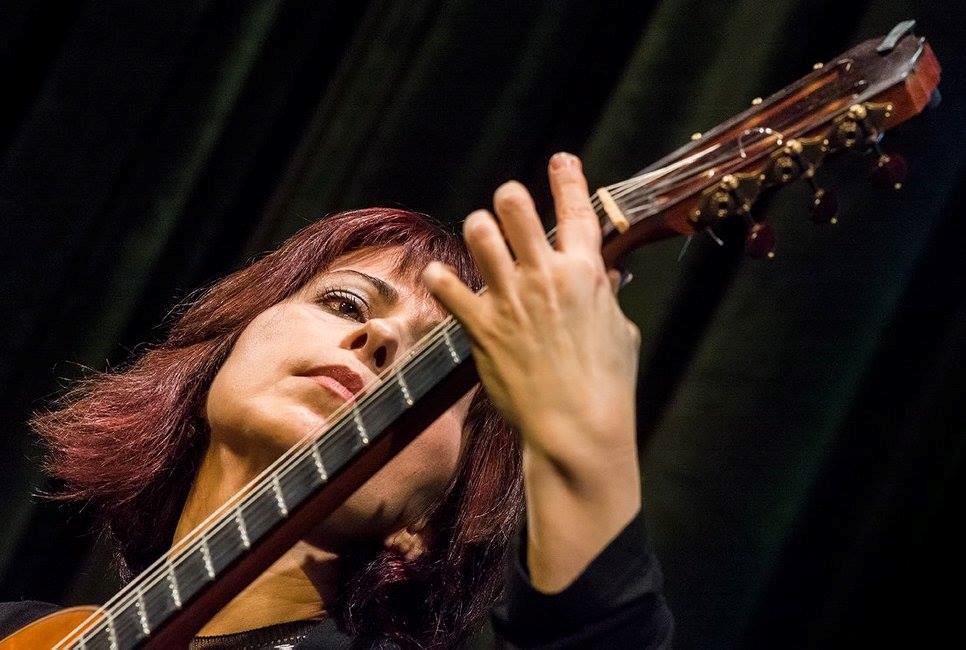 Margarita Escarpa (Hispaania) / Tallinna Kitarrifestival esitleb