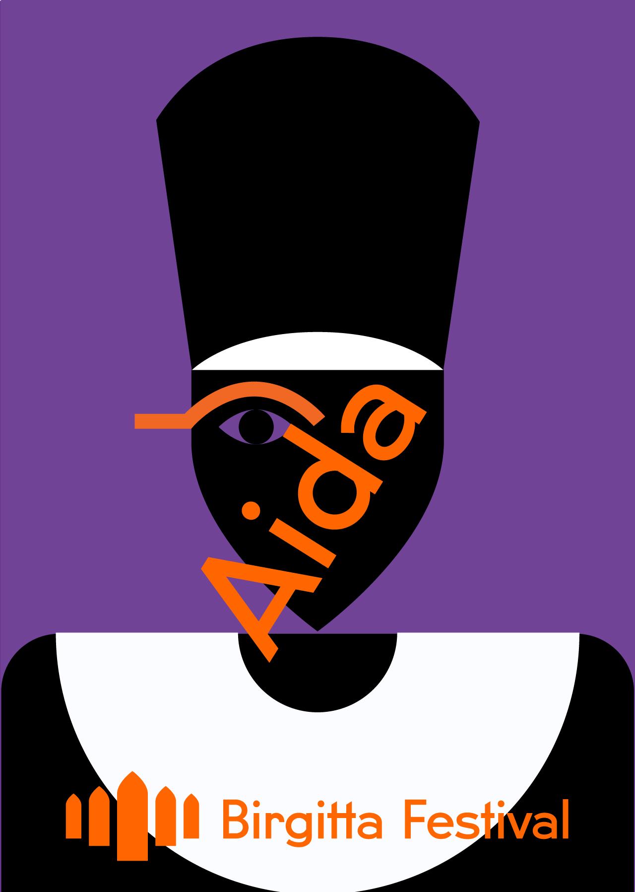 Opera AIDA by Giuseppe Verdi