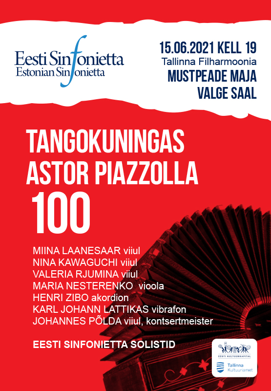 ASTOR PIAZZOLLA 100!