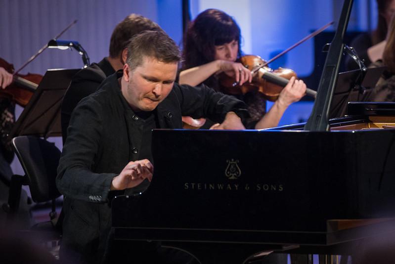Muusikapäev: Kristjan Randalu, Tallinna Kammerorkester ja dirigent Kristjan Järvi